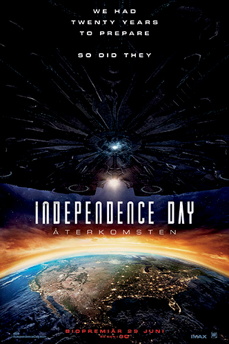 Independence Day: Återkomsten