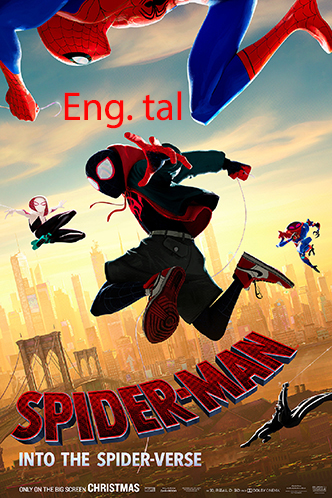 Spider-Man: Into the Spider-Verse (eng)