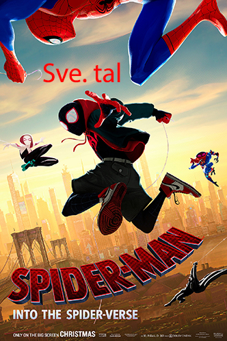 Spider-Man: Into the Spider-Verse (sve)